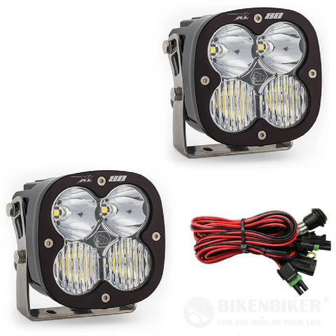 Aux LED 19000 Lumens for R1200GS / R1250 - XL 80 (Pair)