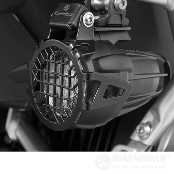 BMW Motorrad Protection - Auxiliary Light Protection Grill Nano