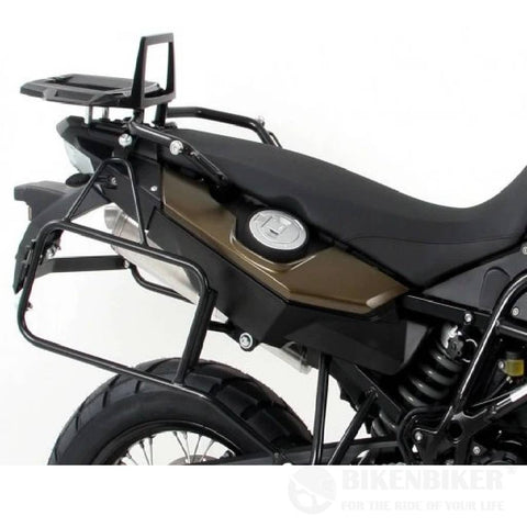 "BMW F800GS Carrier Sidecases - Quick Release ""Lock It"""