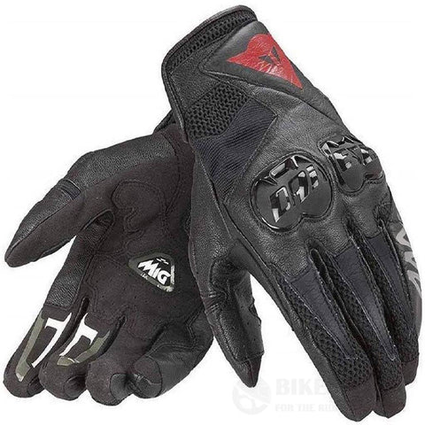 Mig C2 Lady Gloves - Black/Black/Black