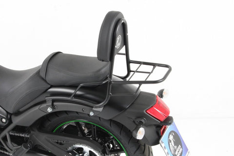 Kawasaki Vulcan S Backrest with Luggage Rack - Hepco & Becker - Bike 'N' Biker