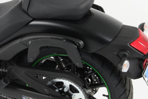 Kawasaki Vulcan S C-Bow Luggage Carrier  - Hepco & Becker - Bike 'N' Biker