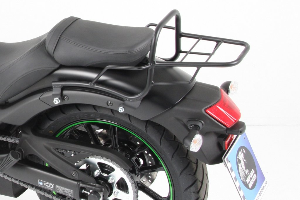 Kawasaki Vulcan S Top Case Carrier- Hepco & Becker - Bike 'N' Biker