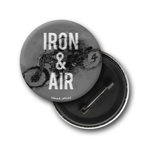 Iron & Air | Badge - Inline-4