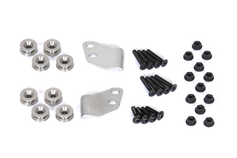 Adapter kit for EVO carrier for TRAX ADV/EVO cases - SW-MOtech