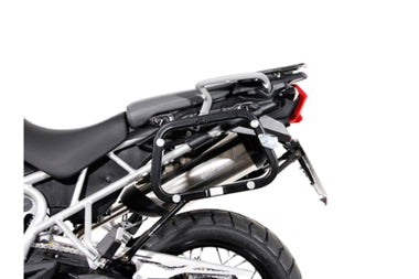 EVO carrier Black Triumph Tiger 800 models (10-17) SW-Motech - Bike 'N' Biker