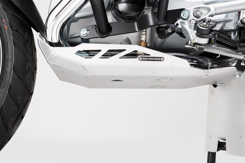 Engine Sump Guard for BMW R 1200 GS LC / GS Rallye / GSA – Silver