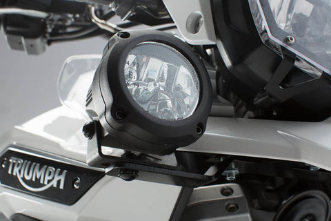 Auxiliary Light Mounts - Triumph Tiger 1200 Explorer (2016 -) - SW-Motech
