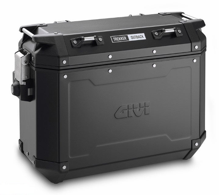 Trekker Outback 37 Black Line Side Cases - Givi