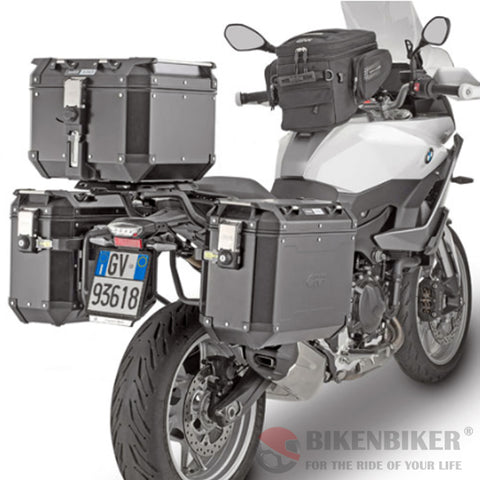Side Rack for Outback Trekker Side Cases for BMW F900XR - Givi
