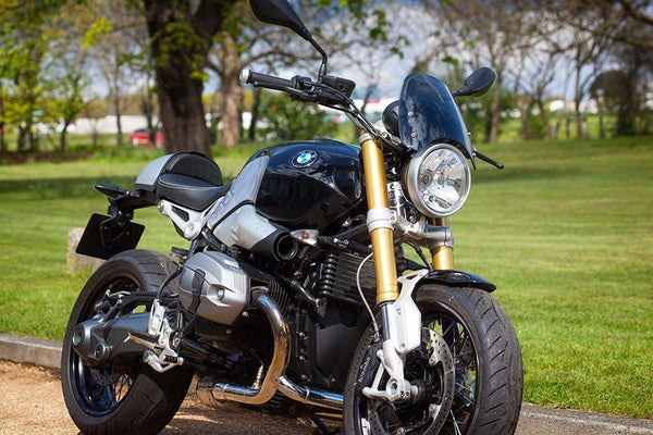 BMW R NineT Screen - Classic Flyscreen