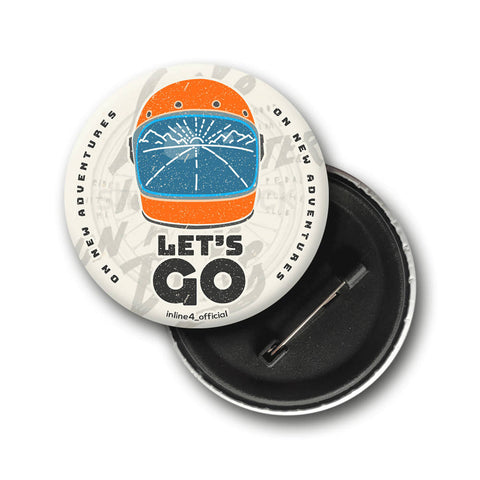 Let's Go | Badge - Inline-4