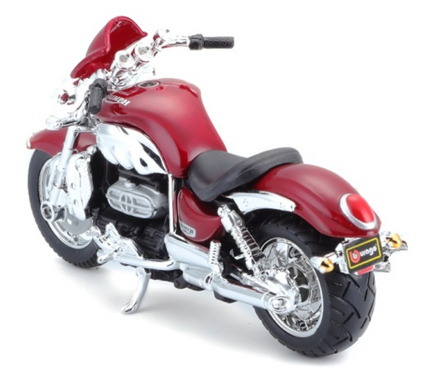 Burago Triumph Rocket III 1:18 Scale Model