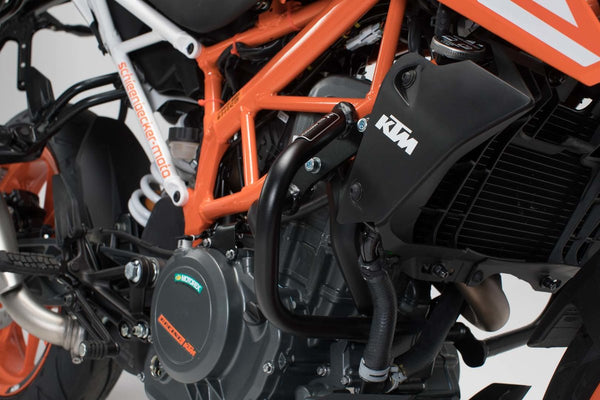 Crash bar Black KTM 390 Duke (13-) - SW-Motech