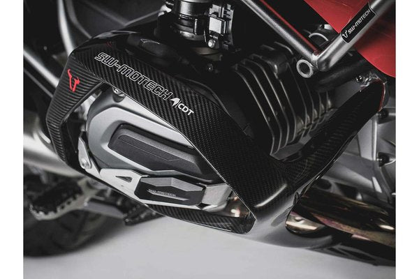 Carbon Fibre Crash Protection for BMW R1200GS LC/Rallye