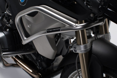 Upper crash bar Stainless steel BMW R1200GSLC (16-)/Rallye (17-)