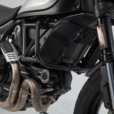 Crash bar Black Ducati Scrambler models - SW-Motech
