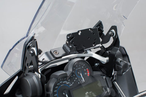 Screen reinforcement Black BMW R1200GS /GSA, R1250GS /GSA - SW-Motech