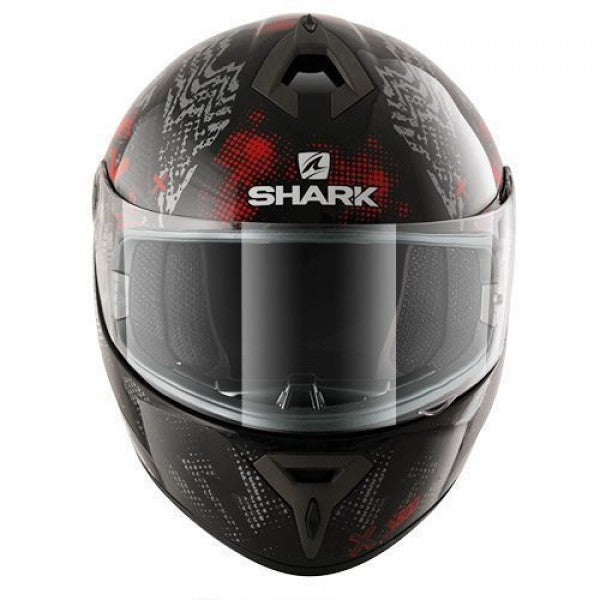 Shark S600 Pinlock Play - Black/Red/Anthracite