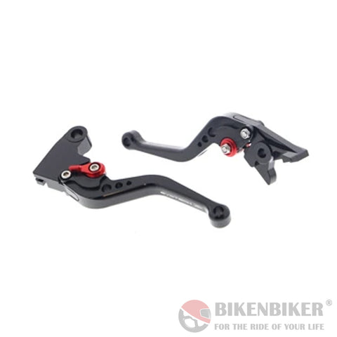Short Clutch and Brake Lever set - Evotech Performance