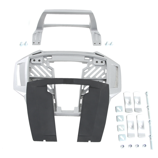 Hepco & Becker Universal Topcase Carrier - Fixed Hinge (Alu Rack)