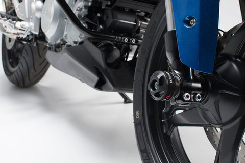Fork Sliders for BMW G310 GS / R - SW-Motech