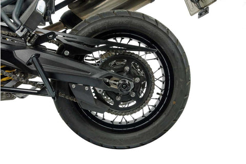 Rear Swingarm Sliders for Triumph Tiger 800 - SW-Motech