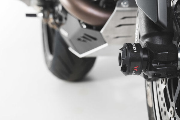 Front Fork Sliders for Ducati - SW-Motech