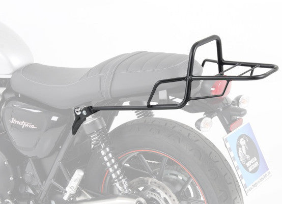 TRIUMPH Street Twin Tube Top case carrier - Bike 'N' Biker