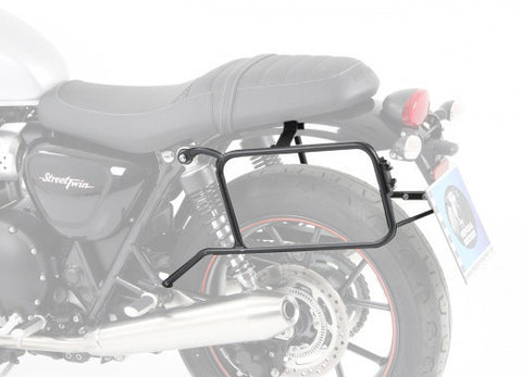 TRIUMPH Street Twin Side carrier permanent mounted - Bike 'N' Biker