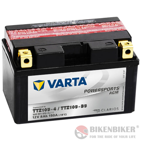 TTZ10S-BS Battery - Varta