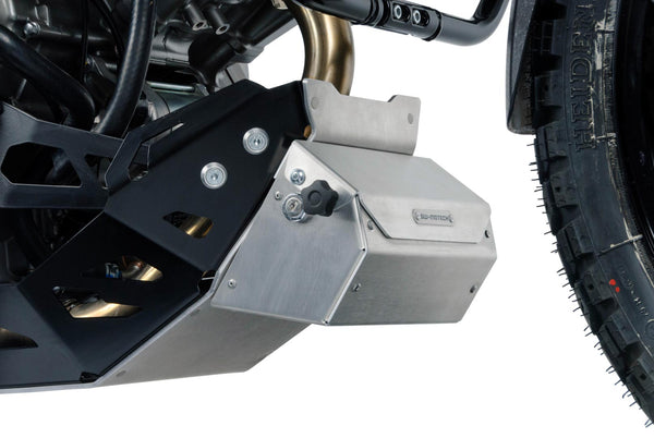 Tool box for engine guard SUZUKI V-Strom 650 / XT 2017+ - SW Motech