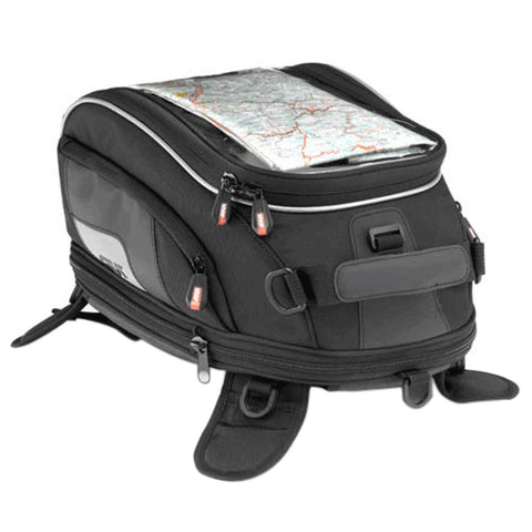 XS312 Expandable Tank Bag With Removable Magnets - 15 Litres - Givi