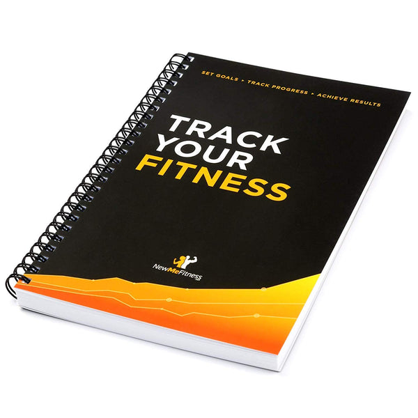 fitness and nutrition tracking journals 1 of each 5 5 x 8
