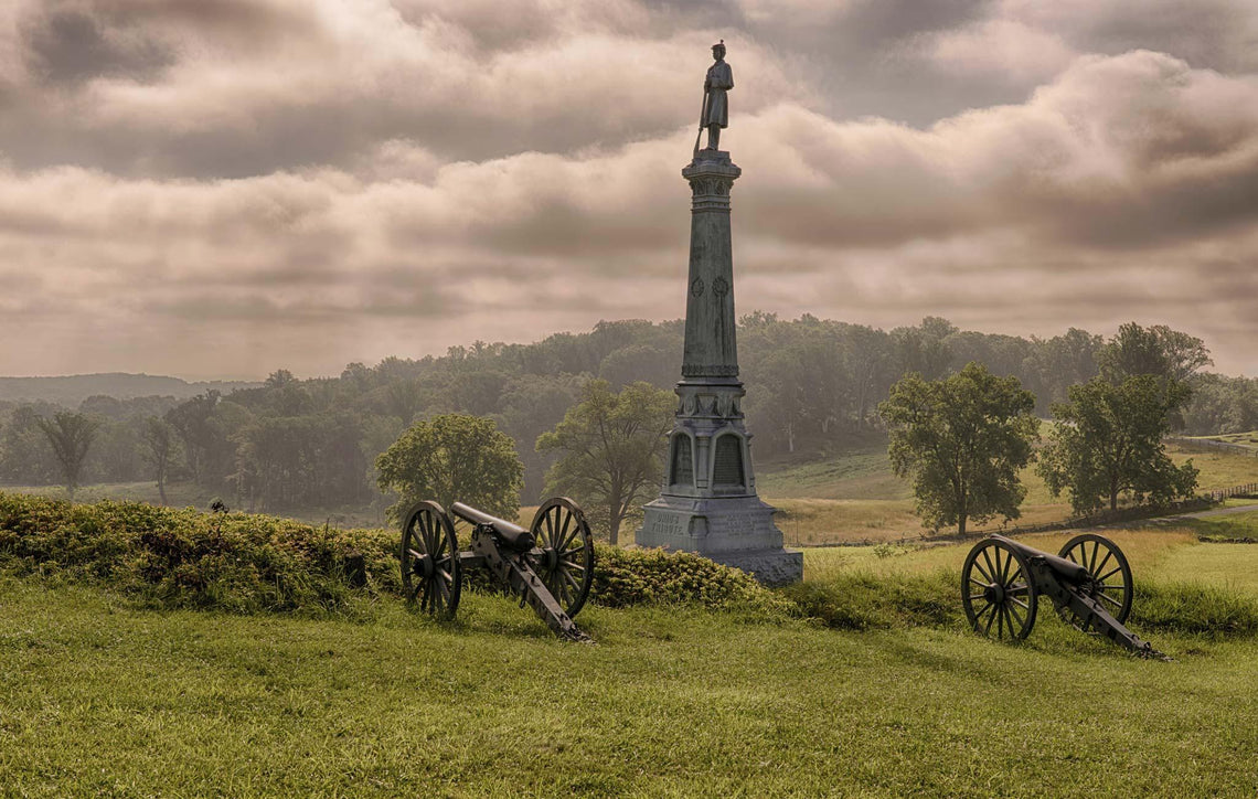 5 Entrepreneurial Lessons Learned From Gettysburg