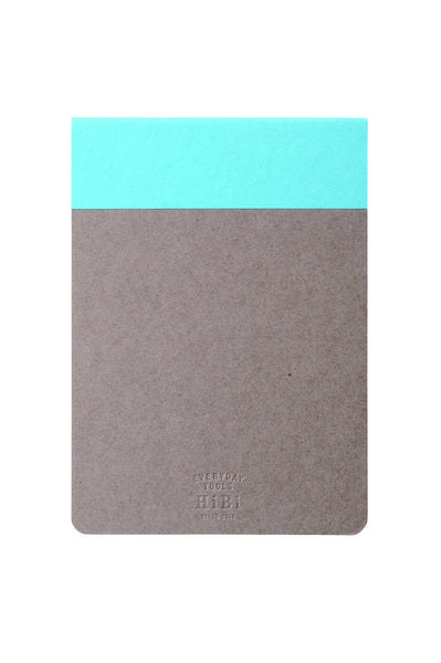HiBi Memo Pad 12x8.5x0.8 cm Blue - Stuff & All Ltd