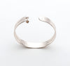 Brin d'Amour Love Bangle - Gold Plated or Sterling Silver - Stuff & All Ltd