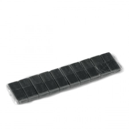 Blackwing Pencil Erasers Black - Pack of 10 - Stuff & All Ltd