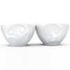 Tassen Set of 2 Bowls 200ml Happy and Oh Please - Stuff & All Ltd