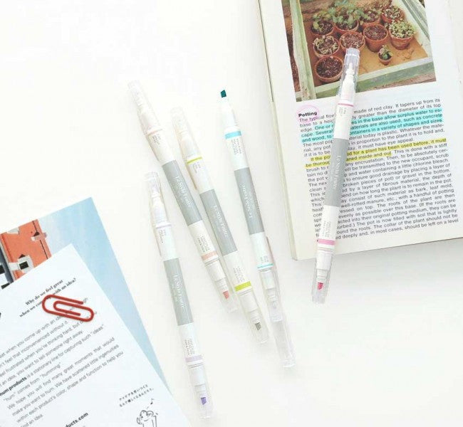 Iconic Two Way Pastel Pen Set - Stuff & All Ltd