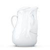 Tassen Large Tea Pot, White - 1.2 Litre - Stuff & All Ltd