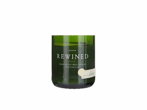 Rewined Magnum Wine Bottle Candle - Champagne - 120 Hours Burn Time - Stuff & All Ltd