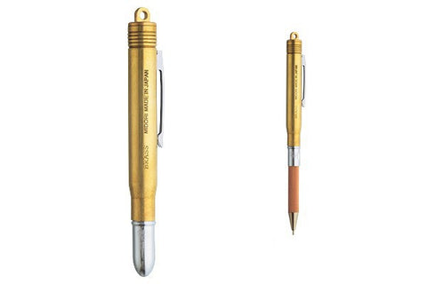 Midori Brass Pen - Stuff & All Ltd