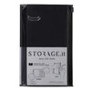 Storage.it Notebook Small Black Or White - Stuff & All Ltd