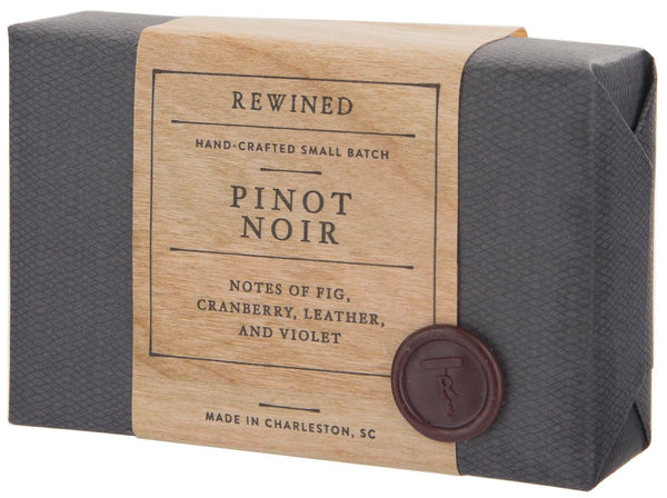 Rewined Soap - Pinot Noir - Stuff & All Ltd