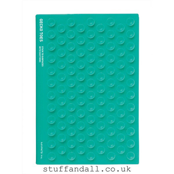 Gecko Notebook A6 Green - Stuff & All Ltd