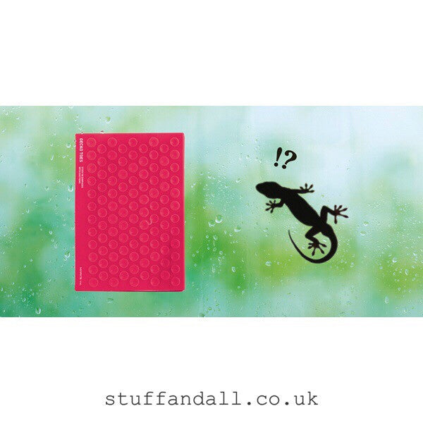 Gecko Notebook A6 Pink - Stuff & All Ltd
