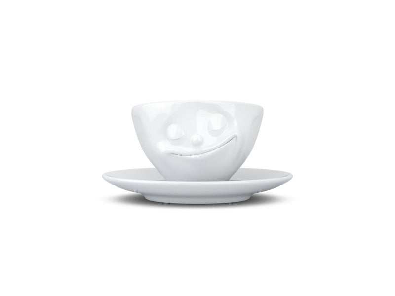 Tassen Espresso Cup 100ml Happy - Stuff & All Ltd