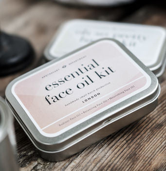 Unisex Essential Face Oil Kit Men's Society - Stuff & All Ltd
