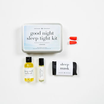 Unisex Good Night Sleep Kit Men's Society - Stuff & All Ltd